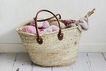 Baskets. / Amazing baskets!