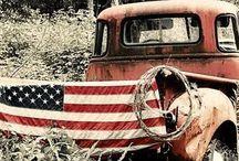 Old trucks / by Tamara Sleeman