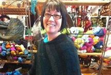Amazing Threads' Customer Show and Tell / We're so proud of all of our customers and their dazzling talent with yarn!