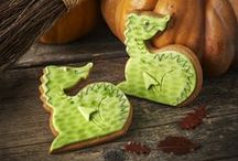 Hallowe'en at Bettys / Celebrate the spookiest night of the year with our exclusive range of Hallowe'en delights.