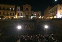 Anfiteatro Romano / La Bella Addormentata