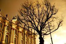 Санкт-Петербург / Город моей судьбы