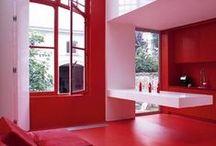 Errelab   Red / Il colore dell'energia per eccellenza. Un tocco di rosso ci piace ovunque.
