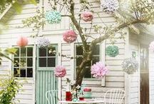 Your summer garden / Celebrate being outdoors in your garden this Summer in eco-friendly style