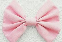♡ Bows Before Bros ♡ / I just think bows make everything prettier! #BowsBeforeBros ! ♡