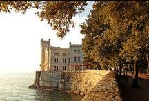 Aquileia, Staranzano, Palmanova, Trieste, Grado. Италия / Новый итальянский трип