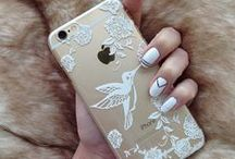 ♡ Phone Cases ♡ / Are you that girl that never leaves the house without your phone? Then, you should check this very cute phone cases! ♡