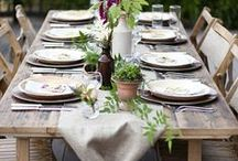 Woodland Weddings / Lots of lovely ideas to inspire anyone planning a natural woodland wedding