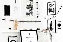 ♡ Wall Art Inspired Ideas ♡ / Details on my bedroom I want to focus and get inspired