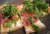 Foodie in Translation Recipes: Pizze - Focacce / Senza pizza non si può proprio stare!