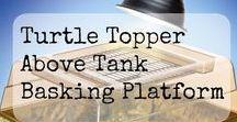✿ Turtle Topper Above Tank Basking Platform ✿ / Turtle topper above tank basking platform ideas I've found while surfing around.
