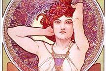 Art Nouveau / Art Nouveau, Jugendstil