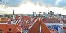 Tallinn, Estonia / Еще один милый, уютный и очень красивый прибалтийский город)