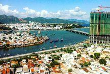 Nha Trang, Viet Nam / Добралась до Азии. Это первая поездка собрала мощный концентрат всевозможных эмоций. Азия не сладкая, она скорее соленая. Иногда пересоленная))) но хочется ещё!