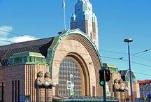 Helsinki, Suomi / Соседская столица и такой почти родной город))