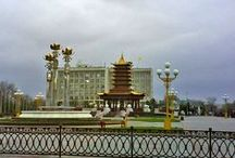 Элиста / Немного буддизма в Российских степях