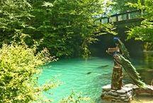 """Абхазия - """"Страна Души"""" / Когда от зелени зашкаливает в глазах, от красоты перехватывает дыхание, и ты уже уверен, что купишь домик где-то в этих горах)))"""