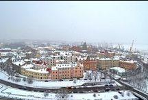 Выборг / Город с легким налетом Северной Европы