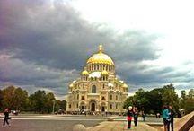 Крондштат / Пригород Санкт-Петербурга, достопримечательности которого далеки от привычных нам...