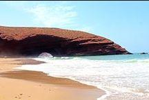 Legzira Beach, Morocco / Одно из красивейших мест нашей планеты!!! Как будто оказался где-то в другом мире! Сам пляж и дорога к нему.