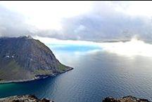 Norway. Сказочная и самая восхитительная страна! / Небольшое путешествие по северу страны, невероятные и волшебные пейзажи!