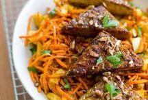 ✿ Vegan Food ✿ / Vegan food ideas and easy vegan recipes