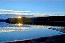 Валдайский национальный парк / Места где жили славяне, где множество озер  и великолепная природа!