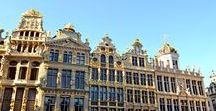Bruxelles, Belgique / Столица Бельгии и Европейского союза. Вопреки общему мнению, что в Брюсселе нечего делать, город красивый, удивительный и интересный!