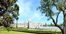 Lisboa, Portugal / Столица когда-то величайшей морской державы. Город на берегу Атлантики, невероятно красивый, с незабываемой атмосферой и тонкой душой... город моей мечты...