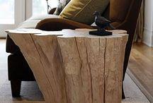 Scale in legno esterne / Tavoli e tavolini arredo interni