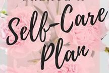 Self-Love & Self-Care / Here you will find tips on self-love and self-care