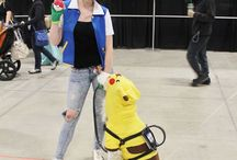Pokemon Cosplay / Cosplay