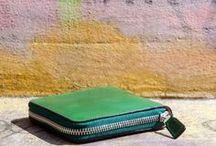 Il Bussetto Square Zip Wallet