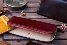 Il Bussetto Zippy Long Wallet