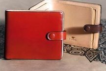 Il Bussetto CheckBook Wallet