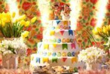 Party: Festa Junina / Festa Junina/ festa julhina/ casamento caipira / vestido caipira /vestido junino / santo antônio / decoração de festa junina/  comida festa junina / country party /country festval /  rustic party