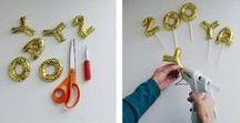 DIY Lets make | Faça você mesmo / Faça você mesmo DIY Diy projects and inspiration
