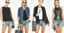 Fashion: Shorts lookbook / Fashion: Shorts lookbook