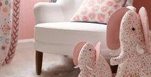 Baby and Kids Decoration | Bebês e Crianças Decoração / Decoration and furniture for baby and kid bedrooms. | decoração para quartos de bebê e crianças