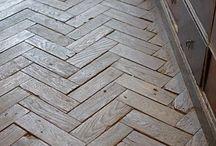 herringbone floors. / by abby unrath.