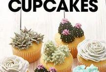 Cupcake: decoration | Decoração Cupcakes / Cupcake decoration | Decoração Cupcakes