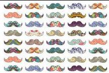 mustache/beard love / by Talicia Hinkle