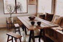At Home / + Inspiring Home Decor