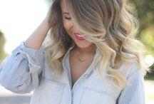 Hair / by Carly Frey