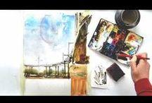 FRee Printables tutorials ART STUFF