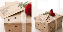 Gift Wrapping | Embalagem Presente / Gift Wrapping | Embalagem Presente