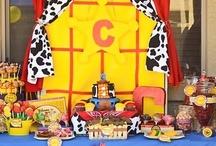 "Theme Ideas for my nephews 2nd Bday ""Toy Story"""