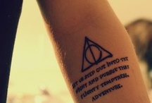 Tattoo. / by Heather Christy