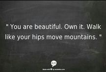 Quote Inspiration / Inspiring quotes