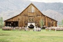 Rustic Receptions / by Top Shelf Events